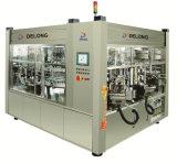 Machine à étiquettes de fonte chaude pour 3000 bouteilles par chaîne de production d'heure