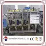 Chaîne de production d'extrudeuse de panneau de mousse de croûte de PVC