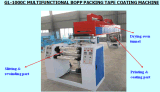 Machine de bande favorisée par propriétaire de nom de vitesse rapide de Gl-1000c