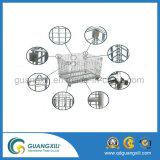 Eisen-Maschendraht-Behälter-Metallrahmen
