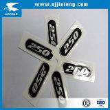 Логос значка собрания резиновый пластичный (серии JF-LOGO)