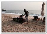 2,014 Walk Behind nettoyeur de plage
