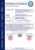 CNC 플라즈마 절단 절단 금속 가스에 대한 CNC 절단기
