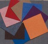 100%年のポリエステル明白なベロア展覧会のカーペット