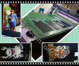 Impresión de la camiseta, impresión del algodón usar la tinta del pigmento