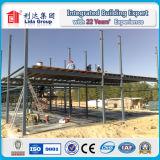 Camera della costruzione prefabbricata del pavimento del doppio di progetto del campo di lavoro del Qatar