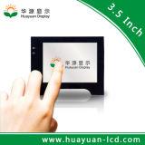 """3.5 """" visualización del teléfono móvil TFT LCD del retrato del LCD 320*480 Qqvga"""