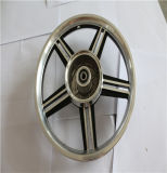 motor eléctrico del eje de rueda de 36V 250W, motor eléctrico del eje, motor sin cepillo del eje