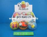 De hete Voetbal van het Stuk speelgoed Pu van de Kop van de Wereld van de Verkoop (1044157)