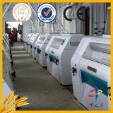 Máquina de processamento da grão de India da exportação, máquina de moedura da grão, moinho de farinha automático do trigo