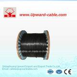 Câble électrique de pouvoir d'alliage d'aluminium de 3 faisceaux