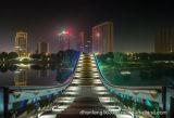 Мост стальной структуры высокого качества экспорта прочный