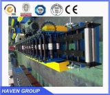 Hydraulisch scherp purlinbroodje die van de staalbundel c machine vormen