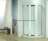 8, 10, vidro temperado do quarto de chuveiro de 12mm