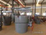 Уполовники разнообразия уполовника 5 тонн алюминиевые для индустрии отливки