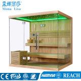 Zaal van de Sauna van de Stoom van de luxe de Commerciële Droge (m-6041)