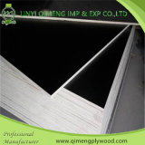Construction를 위한 포플라 또는 Hardwood Core Thickness 9mm-18mm 브라운 또는 Black Color Phenolic Glue Film Faced Plywood
