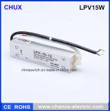 15W imprägniern Typen LED-Schaltungs-Stromversorgung (LPV-15W-12V)
