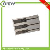 l'abitudine ha stampato il contrassegno dei monili dei prezzi da pagare dei monili di frequenza ultraelevata di RFID