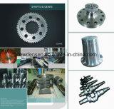 Stahlschmieden-Gang und Welle hergestellt in China