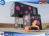 Het comfortabele Modulaire Huis van de Container (ssw-p-017)