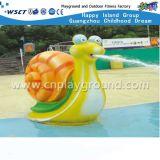 A pulverização dos desenhos animados parque aquático para crianças Play (HD-7304)