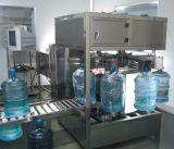 Máquina de ensaque para 5 galões de frascos