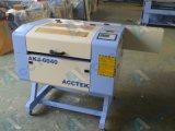 Acctek 이산화탄소 Laser CNC 조각 절단기 6040
