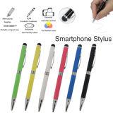 Penna rotativa a doppio scopo dello stilo con lo schermo di tocco