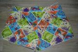Oeko-Tex flaches Taillen-Polyester gekopierte Dame Board Short Swimwear