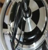 Bicicleta eléctrica del motor, bicicleta eléctrica cubo del motor, eje de rueda