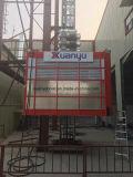 Elevador industrial del equipo del alzamiento del edificio de la construcción Sc200/200 de la fábrica de China