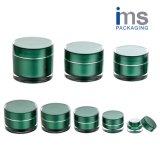 Круглое Acrylic Jar с 200g, 150g, 100g, 50g, 30g, 15g, 10g, 5g