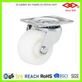 [75مّ] عجلة أبيض بلاستيكيّة ([ب108-30ب075إكس32])