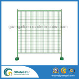 Qualität galvanisierter temporärer Zaun
