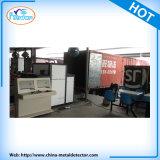 Pequeños equipaje y máquina de la investigación de la radiografía del bagaje