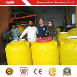 Molde de sopro da máquina do tanque de água que molda o HDPE plástico