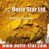 Pigmento orgánico Yellow 74 (amarillo permanente G-74) para tintas offset