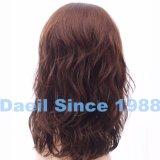 Parrucca ondulata dei capelli di Slicked-Back delle donne