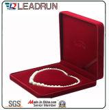 方法ネックレスのブレスレット吊り下げ式ボックス銀のイヤリングのリングボディ宝石類の純銀製の宝石類のネックレスの宝石類(YSD89C)