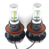 Fascio massimo minimo dell'indicatore luminoso del LED del G7 H13 50W 8000lm LED del faro del kit automatico di conversione con la lampada capa di 6500k LED