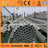Tubo de acero inoxidable de AISI 304