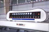 PLC는 자동적인 유리제 테두리 기계를 통제한다
