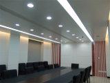 Panneau de plafond décoratif en aluminium d'utilisation extérieure pour les constructions commerciales avec l'enduit de poudre de tigre