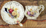 Het hoogste Been van China van de Kop van de Thee van de Rang Ceramische voor Verkoop