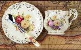 Hueso de cerámica de China de la taza de té del grado superior para la venta
