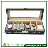 Heißer Verkaufs-glatter lackierter Speicher-Uhr-Kasten (MGM-WB06)