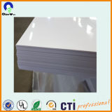 Impression Utiliser Glossy White PVC rigide feuille PVC Film