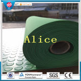 ゴム製床タイルかスリップ防止床のマットまたは体操のゴム製フロアーリング
