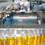 Pneumático à máquina da refinação de petróleo por Pirólise e por processo de destilação
